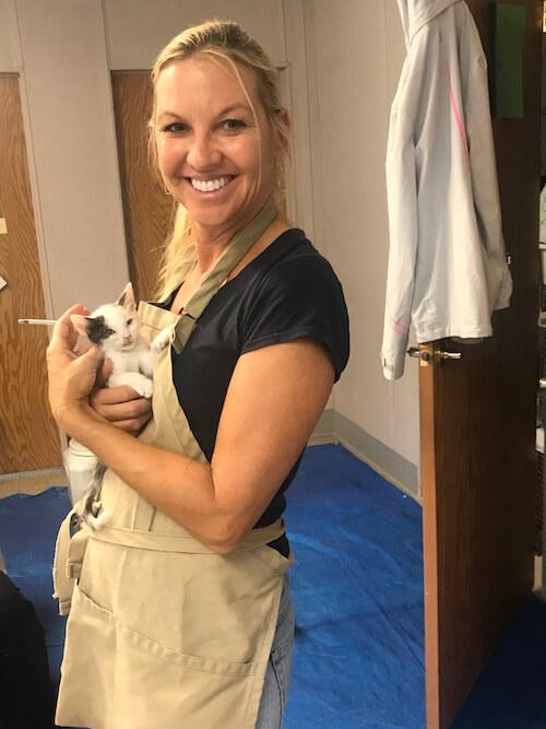 Volunteers 11 - FoMA Pets